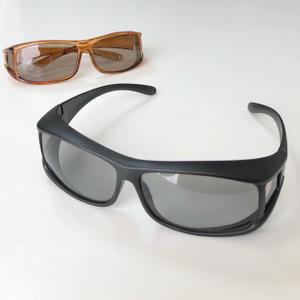 紫外線の量によって調光が可能!レンズの濃淡が変化する偏光グラスをご紹介