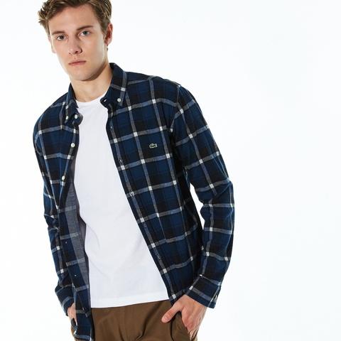 ネルシャツのおすすめブランド8選。万能トップスを活用しよう