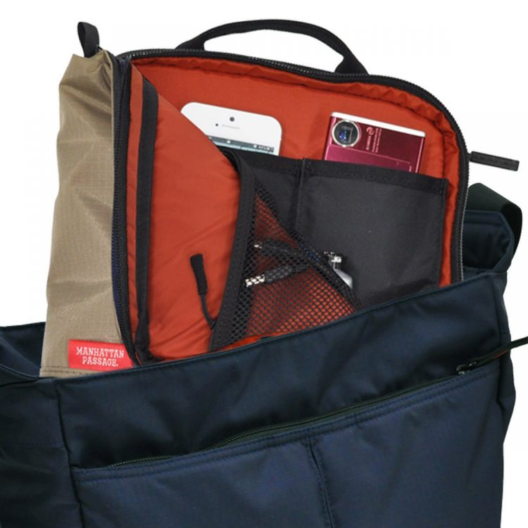 バッグインバッグのおすすめ24選。リュック用やタテヨコ両用アイテムも