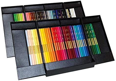 サンフォード(SANFORD) 色鉛筆 カリスマカラー 72色セット
