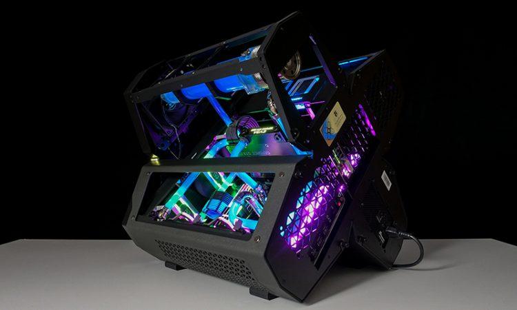 PCケースのイメージ