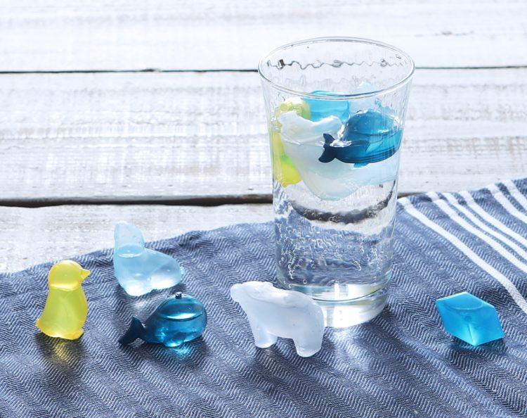 アイスキューブ(永久氷)のイメージ