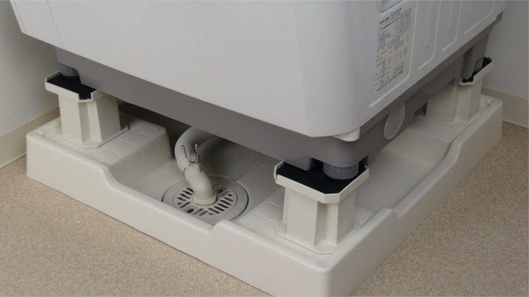 洗濯機置き台のおすすめ12選。キャスター付きや防水パンタイプなどに分けてご紹介
