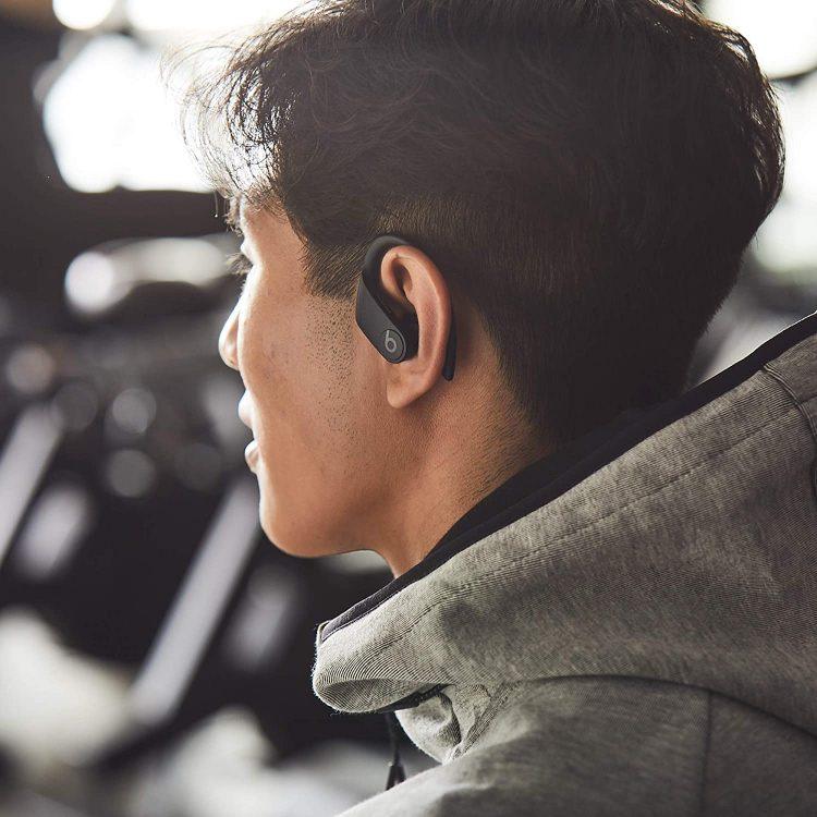 耳かけ型ヘッドホンのイメージ