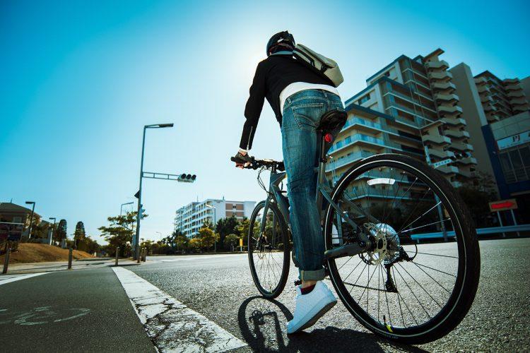 電動アシスト自転車のイメージ