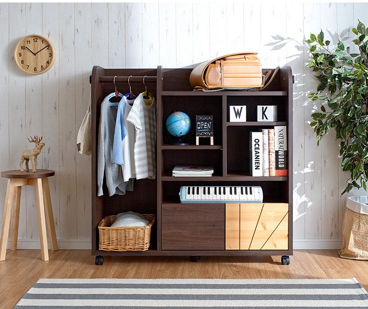 収納家具のイメージ
