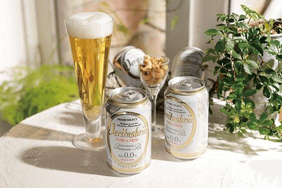 ノンアルコール飲料のイメージ