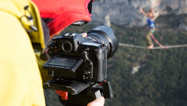 ハイスピードカメラのイメージ