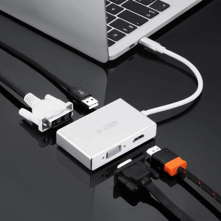USBアダプターのイメージ