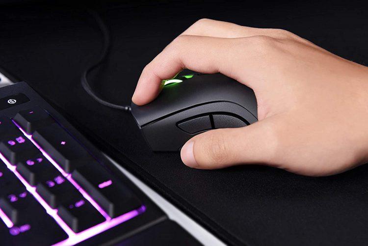 多ボタンマウスのイメージ