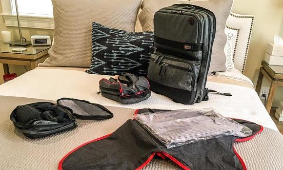 これひとつで快適な旅に!3WAYトラベルバッグ「Onli Travel ベンチャーローリングパック」
