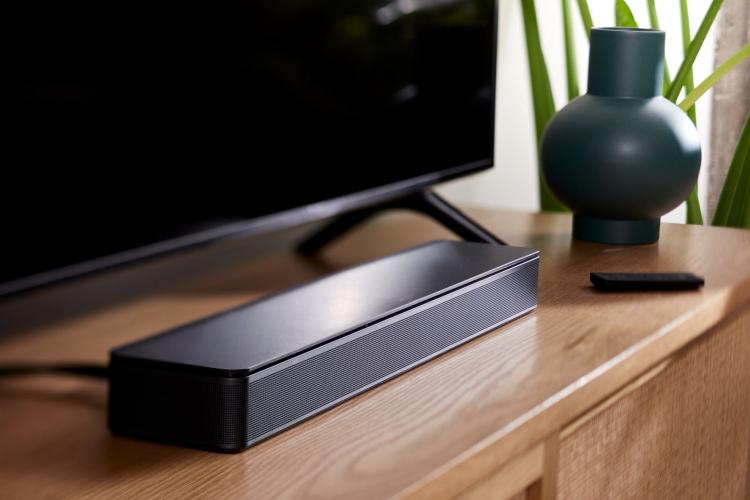 おうち時間を充実させるBoseの新作サウンドバー!いつものテレビをより楽しくしよう