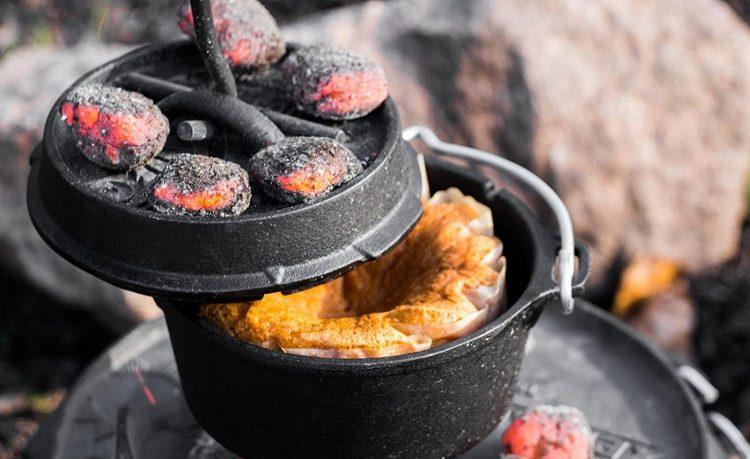 ダッチオーブンのイメージ