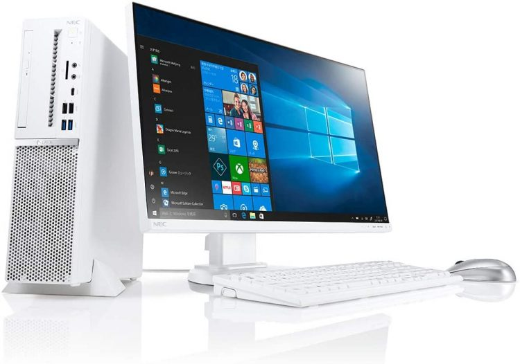 パソコン 購入 省スペース