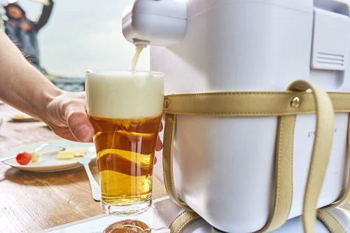 自宅 ビール サーバー