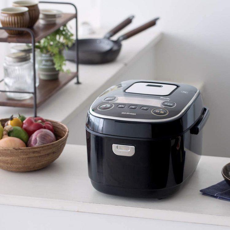 パン焼き機能付き炊飯器のイメージ