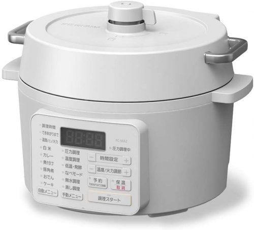 アイリスオーヤマ(IRIS OHYAMA) 電気圧力鍋 PC-MA2