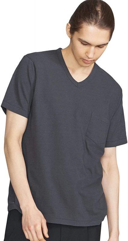 ビューティアンドユース ユナイテッドアローズ(BEAUTY&YOUTH UNITED ARROWS) ナノフレッシュ 1ポケット VネックTシャツ
