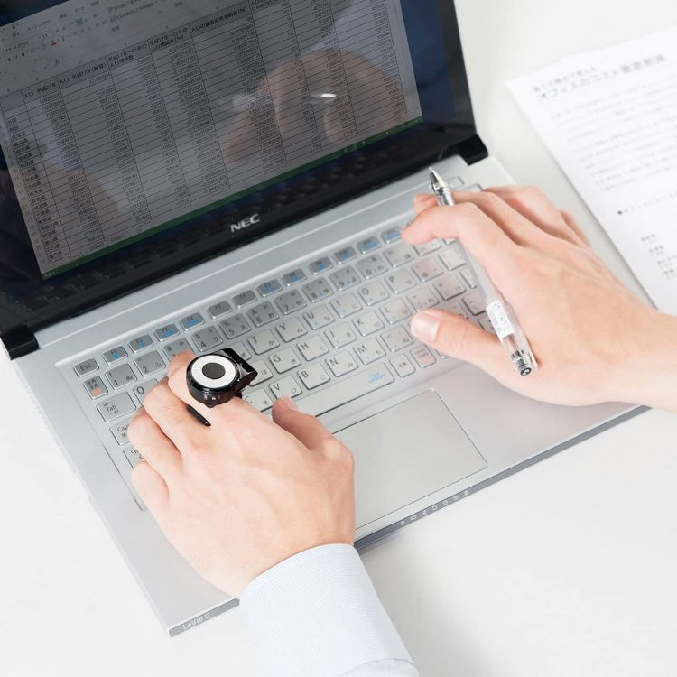 指マウスのおすすめ7選。軽くてコンパクトなアイテムが勢揃い