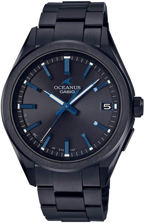 カシオ(CASIO) OCEANUS 3 Hands Models OCW-T200SB-1AJF