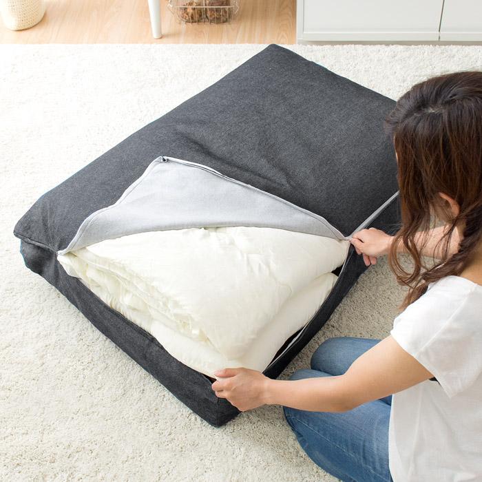 布団収納のおすすめ11選。収納スペースをすっきりと整理整頓できる