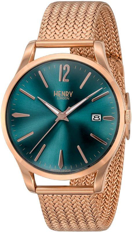ヘンリーロンドン(HENRY LONDON) 腕時計 ストラトフォード HL39M0136