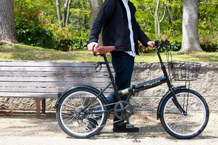 折りたたみ自転車のイメージ