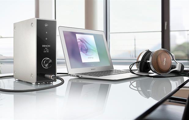 USB-DACのイメージ