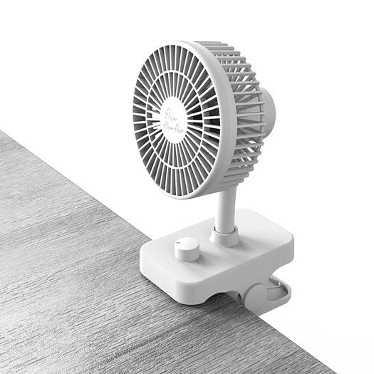 クリップ扇風機のおすすめランキング15選。手軽に涼める人気モデルをご紹介