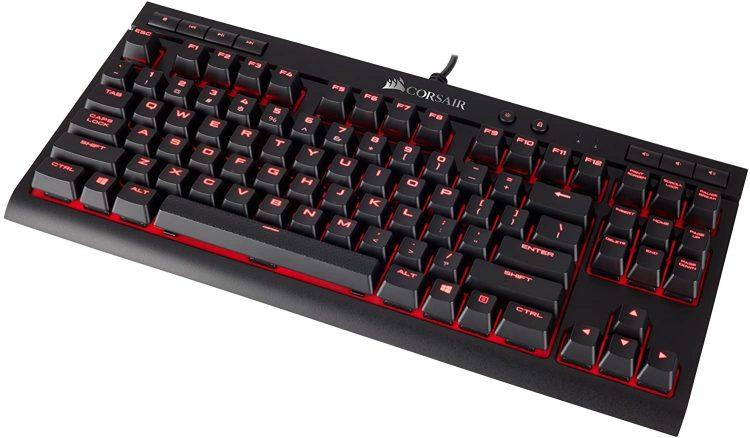 ゲーミングキーボードのイメージ