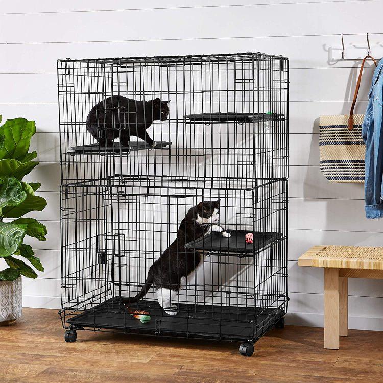 猫用ケージのおすすめ10選。選び方についてもあわせてご紹介