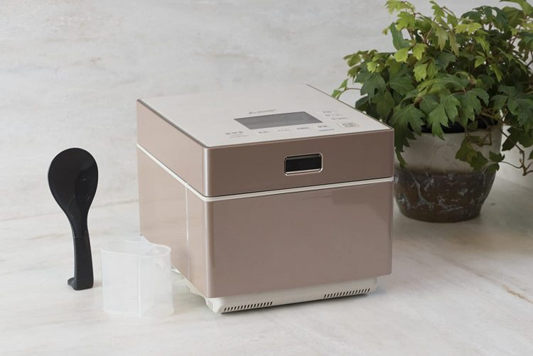 蒸気レス炊飯器のイメージ