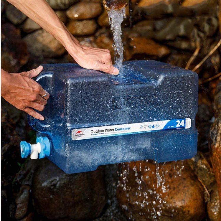 ウォータータンクのおすすめ14選。アウトドアや災害時の水確保に便利