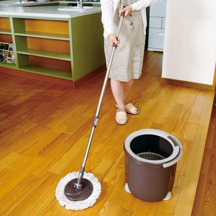 回転モップのおすすめ10選。拭き掃除をラクにする便利なアイテム