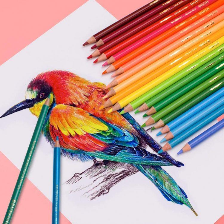 水彩色鉛筆のおすすめ15選。人気メーカーのアイテムをピックアップ