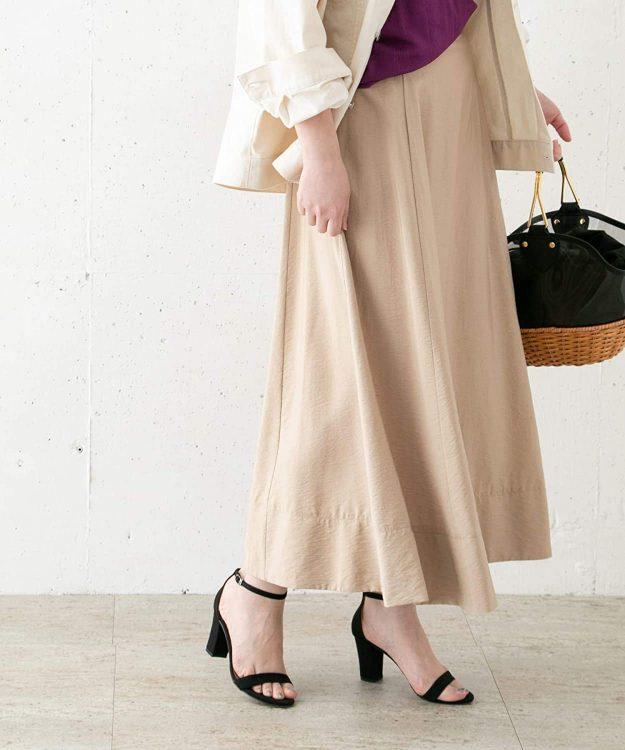 フレアスカートのおすすめ19選。着まわしやすいアイテムを長さごとにご紹介
