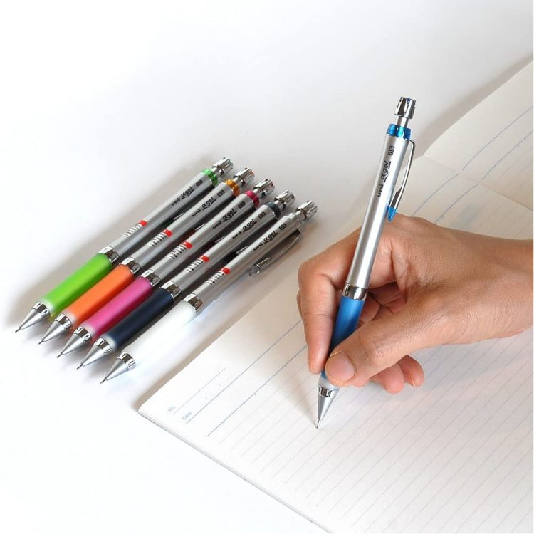 勉強向けのシャーペンおすすめ21選。自分に合ったモノを選んで効率アップ