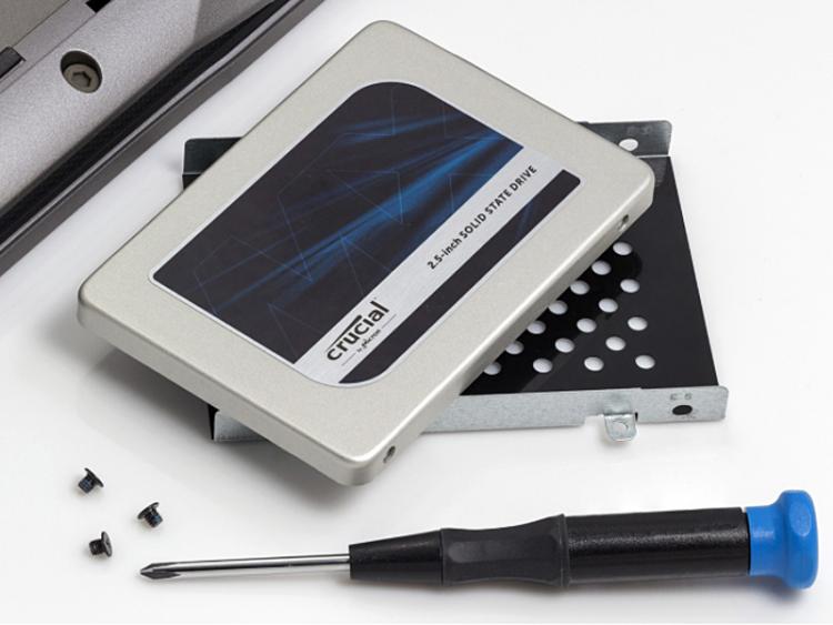 SSDのイメージ