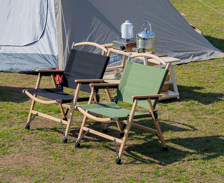 キャンプ用ローチェアのおすすめ10選。人気アイテムをピックアップ