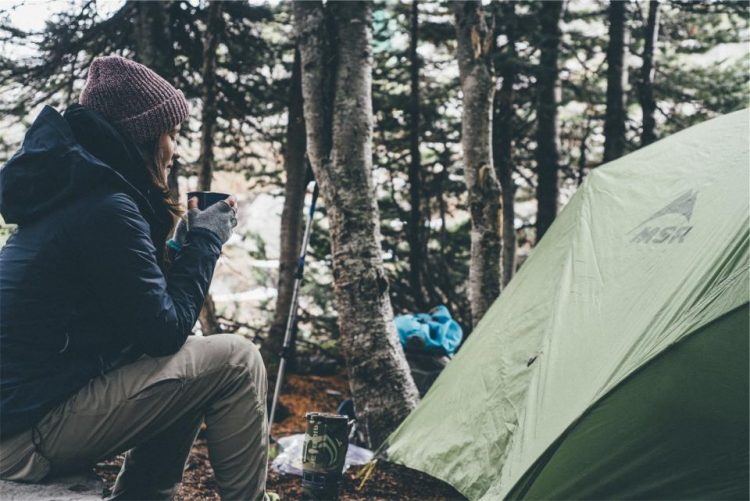 ウィンターキャンプのイメージ