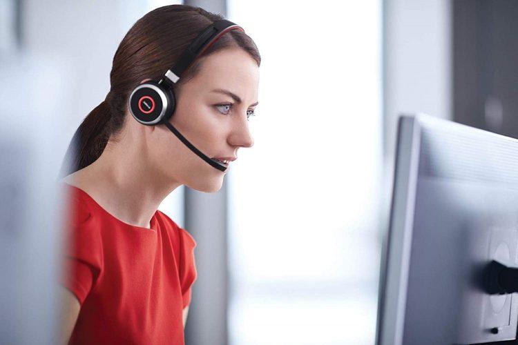 PC用ヘッドセットのイメージ