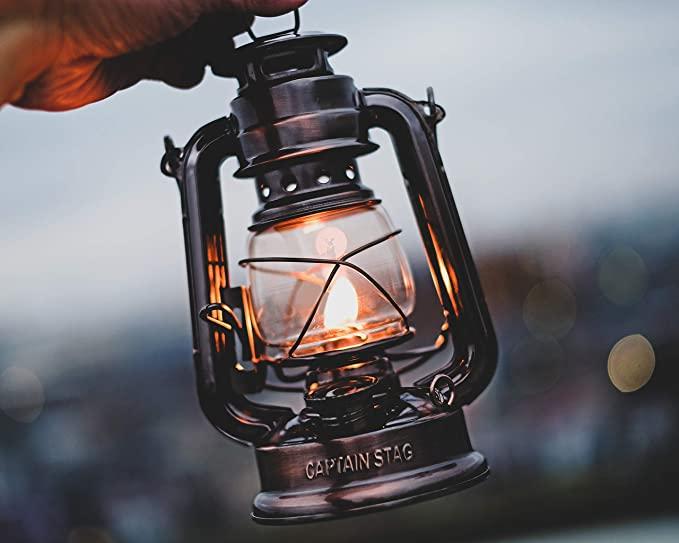灯油ランタンのイメージ