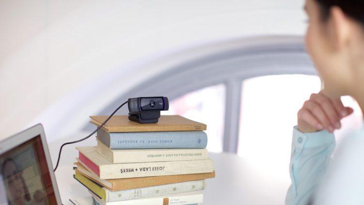 ウェブカメラのイメージ