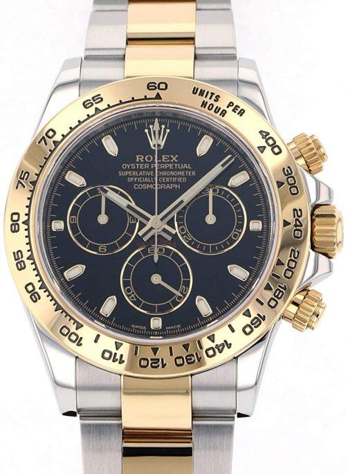 ロレックス(ROLEX) 自動巻き腕時計 コスモグラフ デイトナ テクニカル 116503