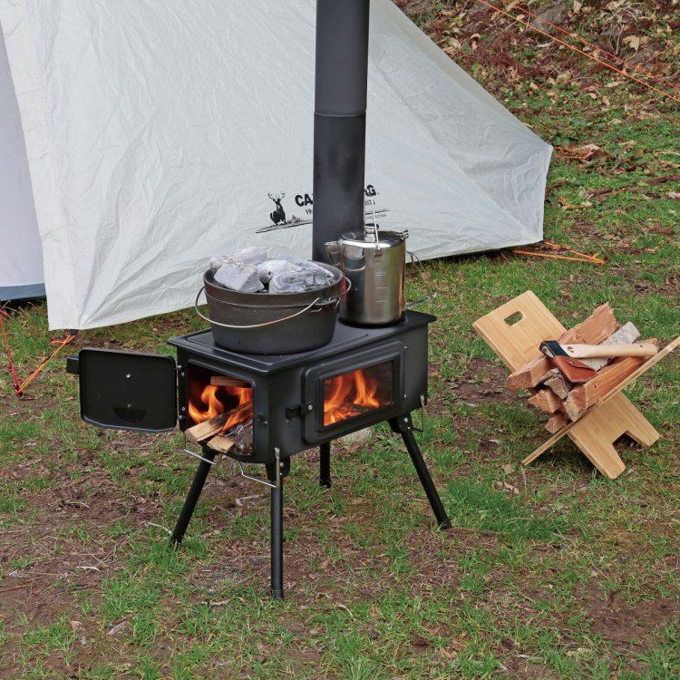 冬キャンプにおすすめの暖房器具17選。厳しい寒さも安心のモデル