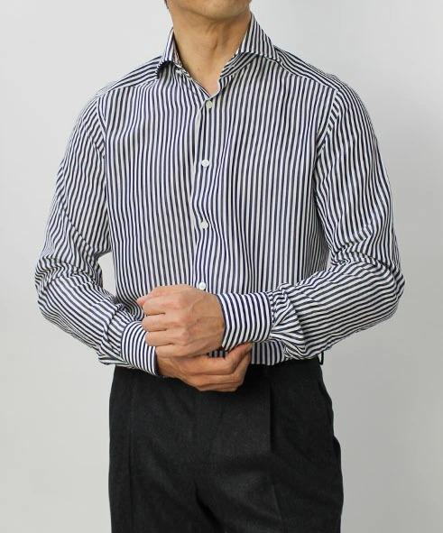 ストライプシャツのおすすめ人気ブランド11選。汎用性の高いアイテムをご紹介