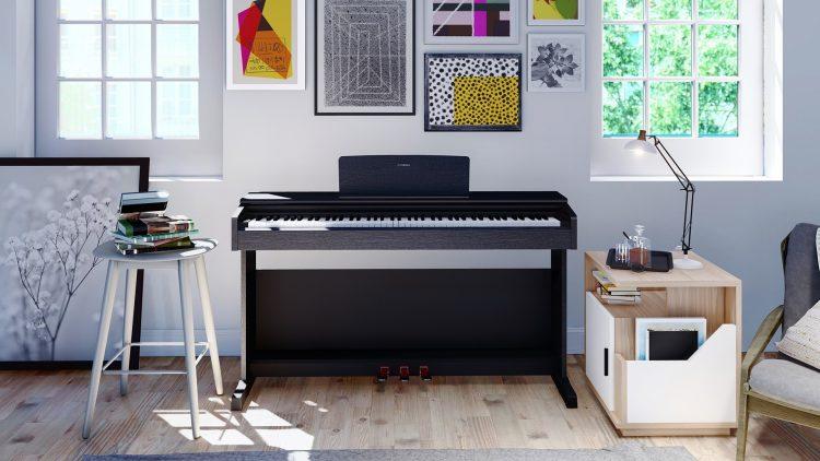 電子ピアノのイメージ