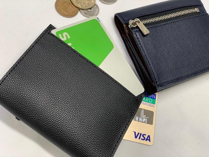 収納性も妥協しない。ハンドメイドの高品質な小型財布「TEBURA スマートウォレット」