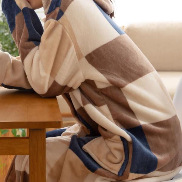 【2021年版】着る毛布のおすすめ13選。おしゃれであたたかい人気モデル