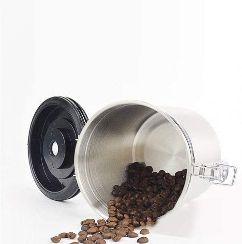 入れ物 インスタント コーヒー 100均ダイソーのインスタントコーヒーキャップとは?対応の瓶や容器も
